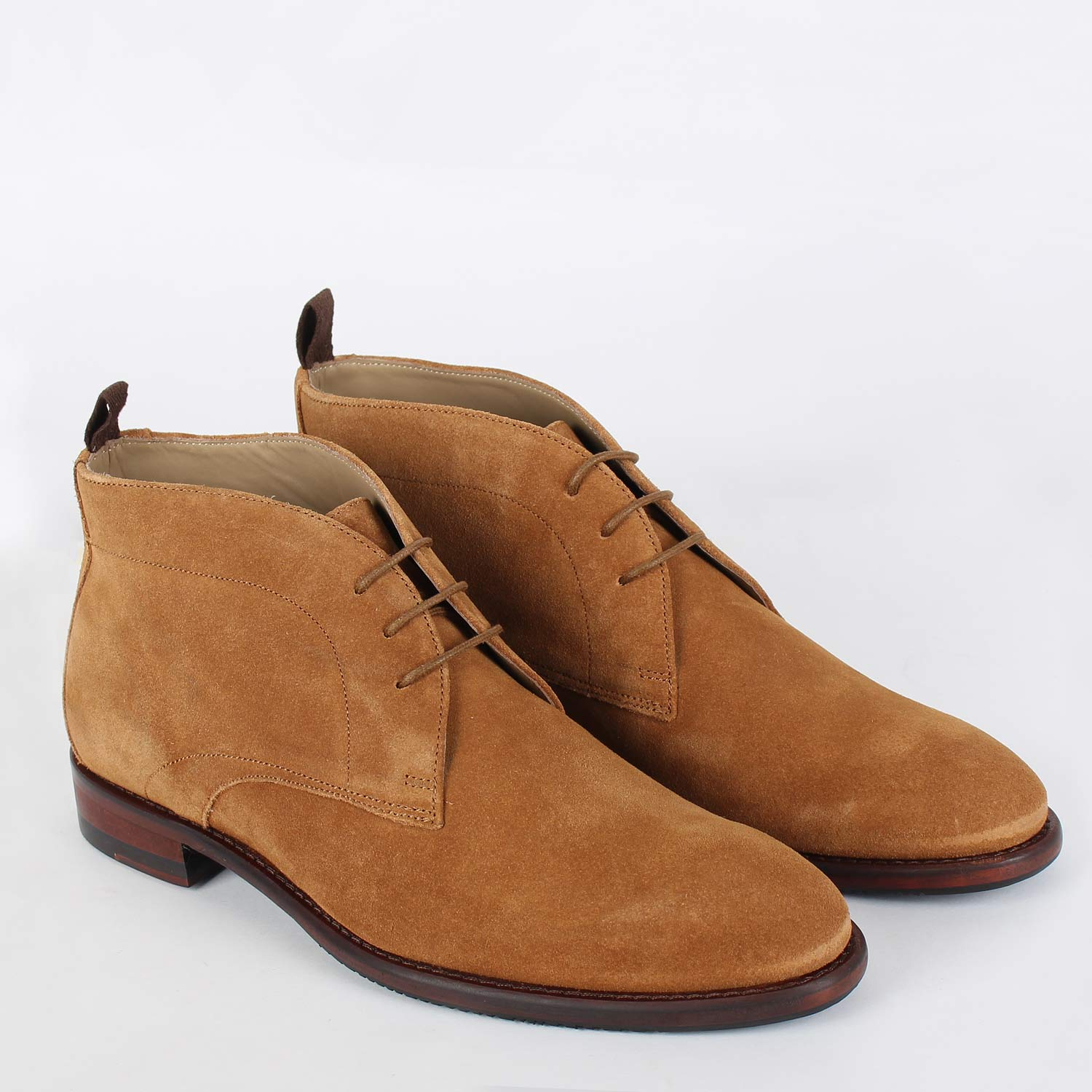 Oliver Sweeney Whiskey Farleton Suede Shoes